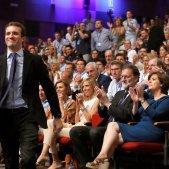 Casado Soraya Rajoy congres PP EFE