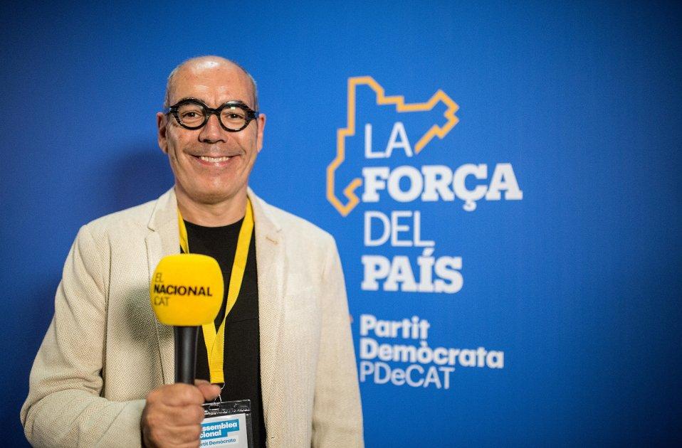 Iu Forn Assemblea PDeCAT   Carles Palacio