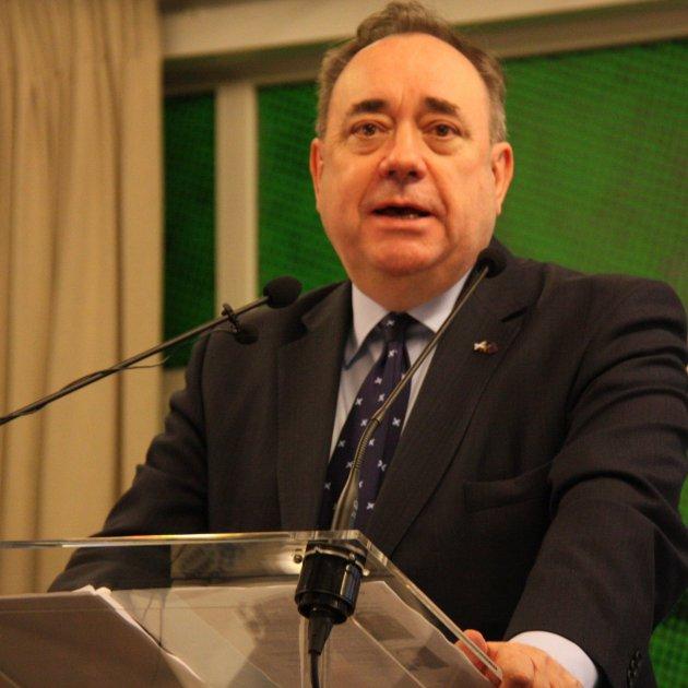 Alex Salmond ACN