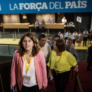 marta pascal assamblea nacional pdecat (bona qualitat) - Carles Palacio