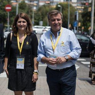 alex saldmon marta pascal assamblea pdecat - Carles Palacio