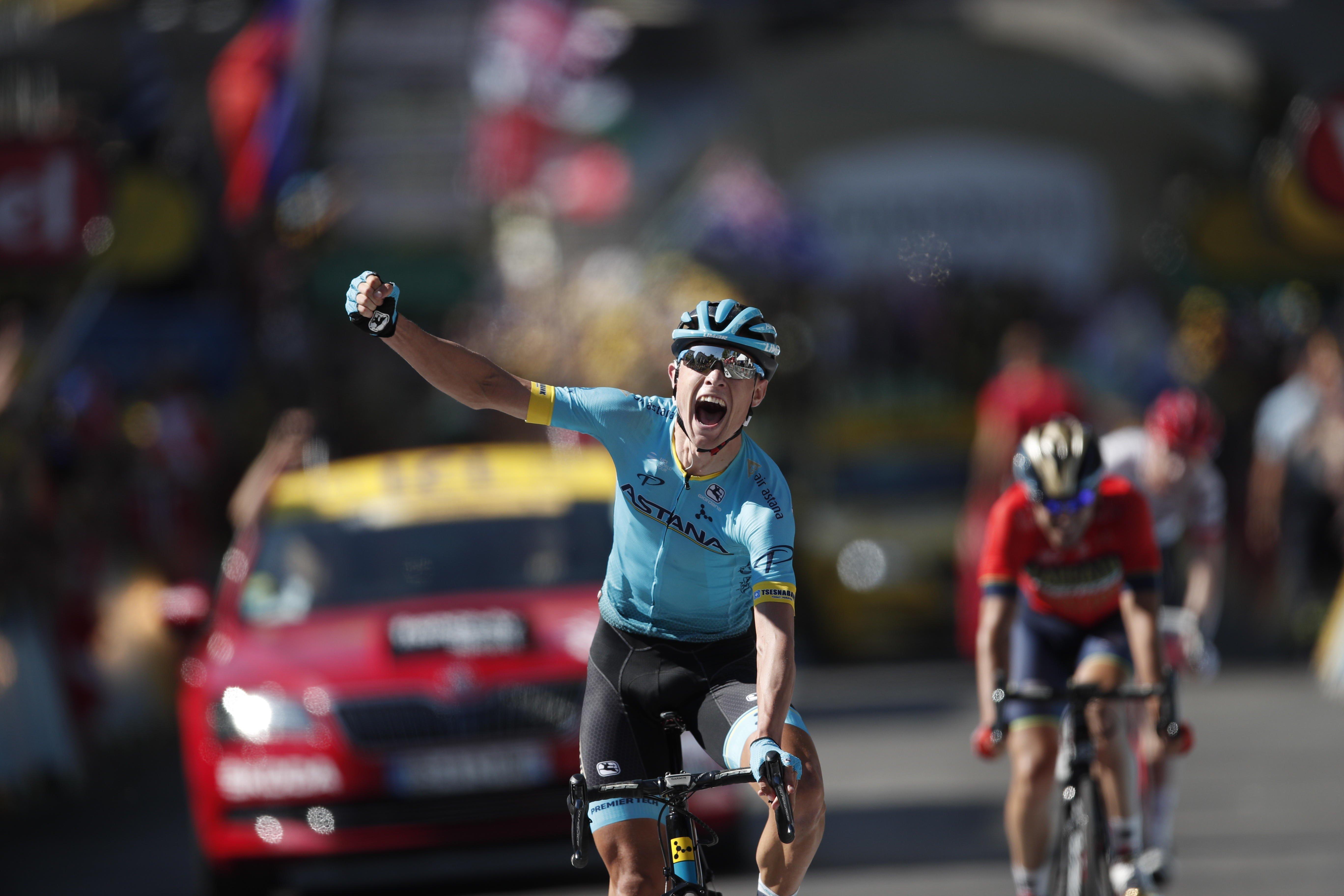 Magnus Cort Nielsen Tour França Efe