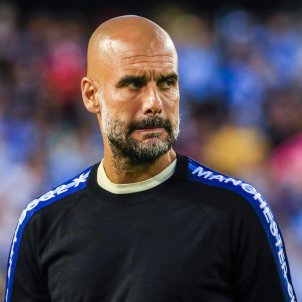 Pep Guardiola Manchester City pretemporada USA   EFE