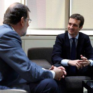 Casado Rajoy 23 07 18 EFE