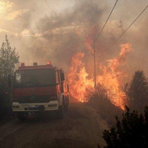 incendi grecia efe