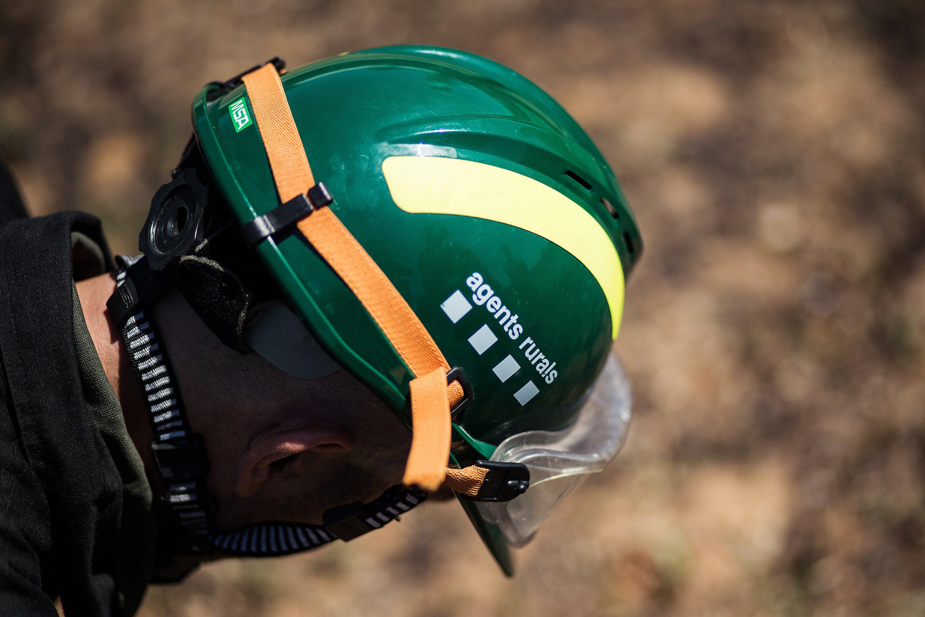 agents rurals estudi incendi - Carles Palacio