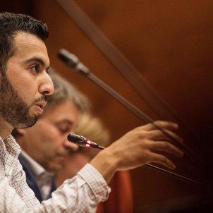 mousa bourekba mesa parlament atemptats terroristes (bona qualitat) - Carles Palacio
