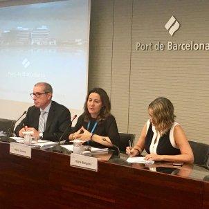 Port Barcelona Mercè Conesa Jose Carbonell C.Serra
