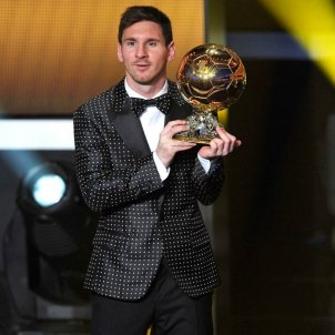 Leo Messi Pilota d'Or CC