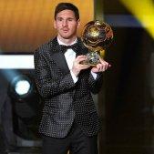 Leo Messi Pilota d'Or CC
