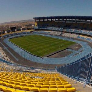 Stade Ibn Battouta Tanger Supercopa Barça Sevilla RFEF