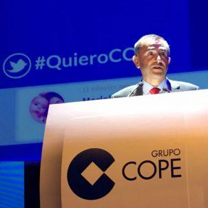 Fernando Giménez Barriocanal President COPE