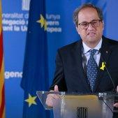Torra serà a Estrasburg el 2-J per la constitució del Parlament Europeu