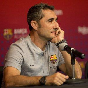Ernesto Valverde Barça gira EEUU   EFE