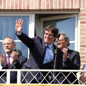 Carles Puigdemont Waterloo ACN