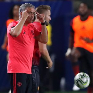 Mourinho Manchester United pretemporada Estats Units   EFE