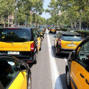 Vaga taxi - ACN