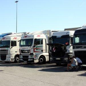 camioners pallissa jonquera