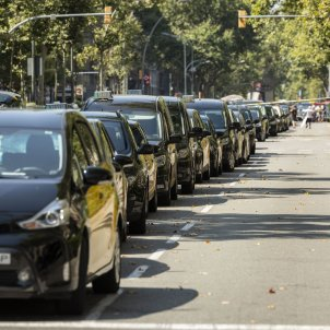 Acampada Taxistes Granvia Elite - Sergi Alcazar