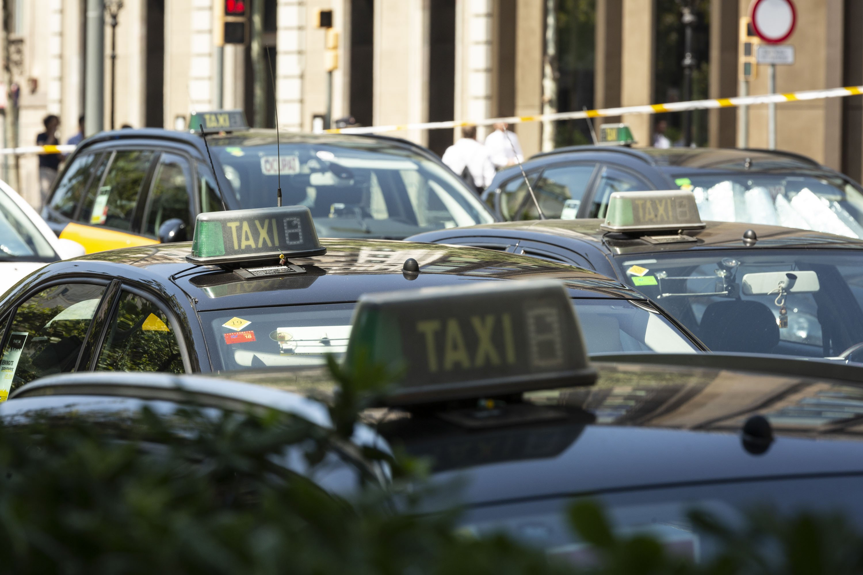 Acampada Taxistes Granvia Elite SergiAlcazar  63