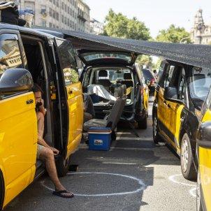 Acampada Taxistes Granvia Elite SergiAlcazar  49