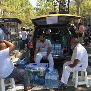 taxistes barcelona Gisela Rodriguez