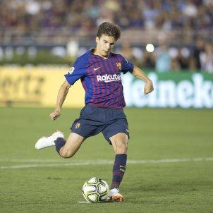 Riqui Puig Barça pretemporada Tottenham penal   EFE