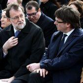 Rajoy Puigdemont Germanwings efe