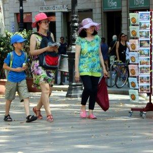 turisme Rambla Rambles Barcelona ACN