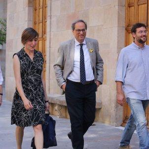 torra fachin castells sibina Generalitat