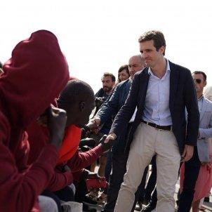 Casado migrants ceuta @pablocasado