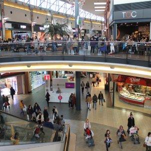 centre comercial botigues ACN