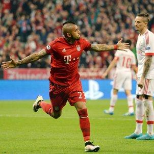 Arturo Vidal Bayern Munic   EFE
