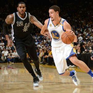 NBA Warriors Spurs @warriors