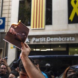 CDR mani crema foto Llarena PDeCat - Sergi Alcàzar