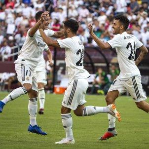 Marco Asensio Reial Madrid gol   EFE