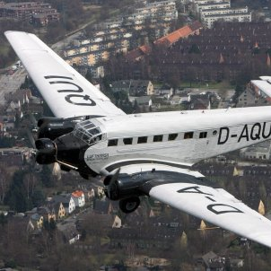 avio avioneta junkers Ju 52 EFE