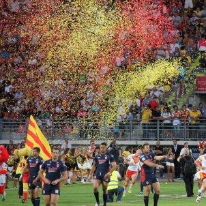 Dragons catalans   Gerard Barrau