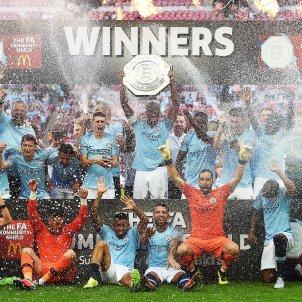 Manchester City Community Shield   EFE