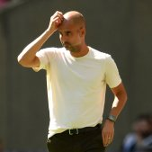 Pep Guardiola Community Shield Manchester City   EFE