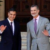 Un document intern evidencia les piruetes del PSOE per tancar files amb el Rei