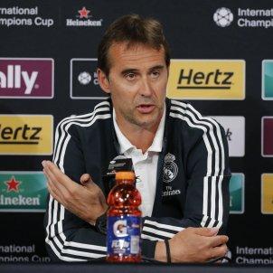 Julen Lopetegui Reial Madrid roda de premsa   EFE