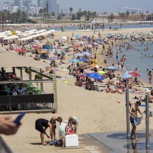Platja Barcelona Turisme Onada de calor SergiAlcazar 02