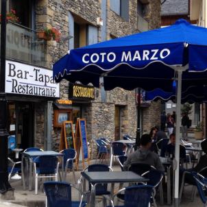 restaurant coto marzo vielha