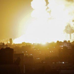 Ataques aéreos de Israel - EFE
