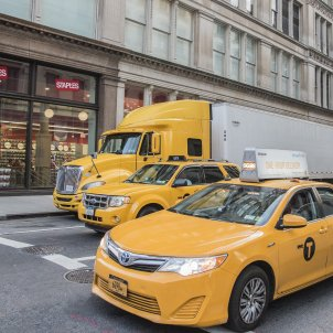 Taxi Nova York - Pixabay