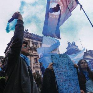 Argentina avortament - EFE