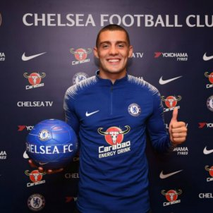 Kovacic Chelsea Madrid CHELSEA FC