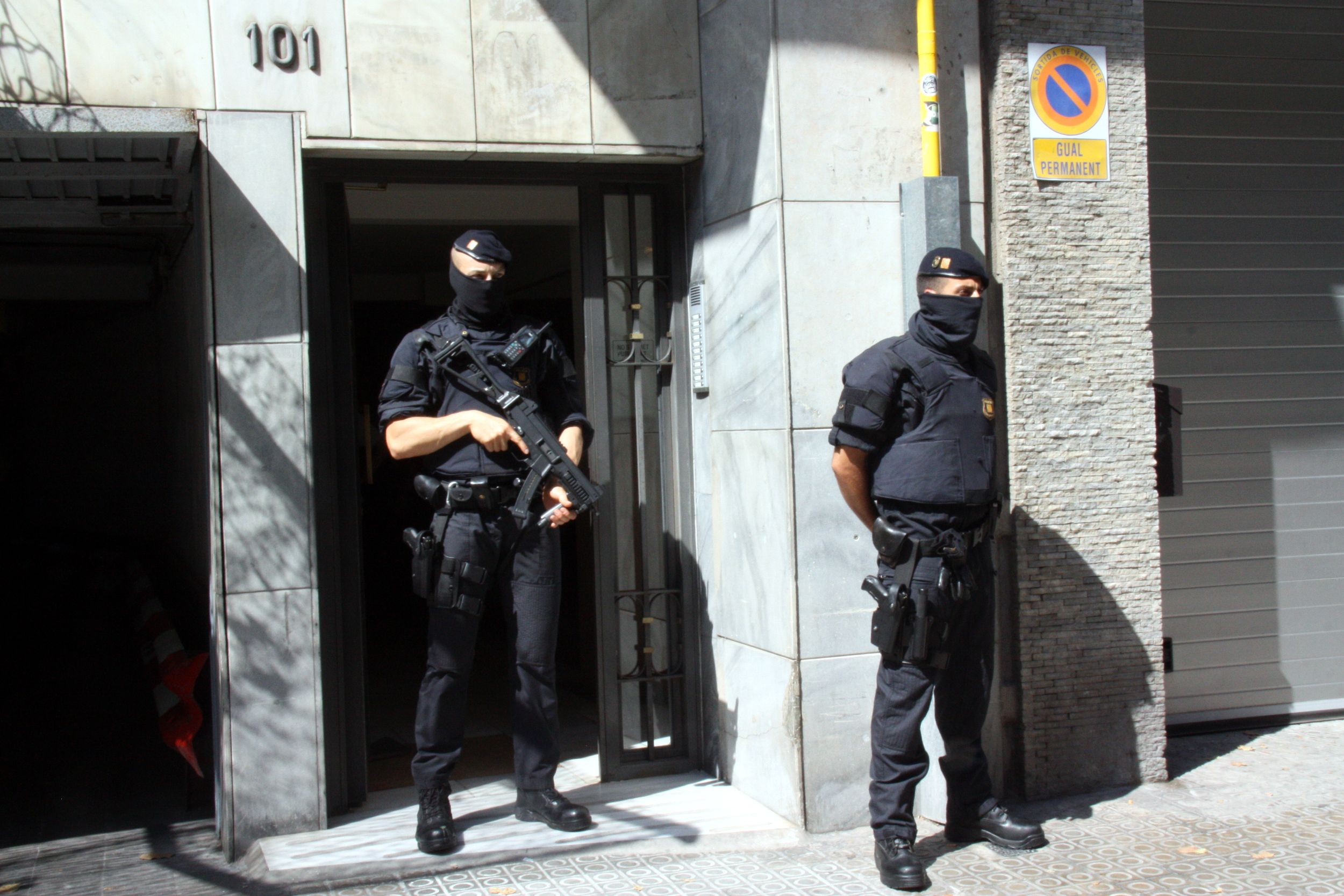 Operacio mafia xinesa mossos / ACN
