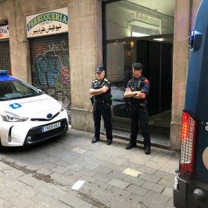 Guardia urbana Barcelona   @Barcelona GUB